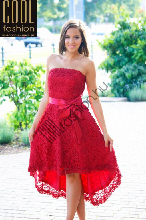 5d15960ef3 Francia rövid csipke ruha - Cool Fashion