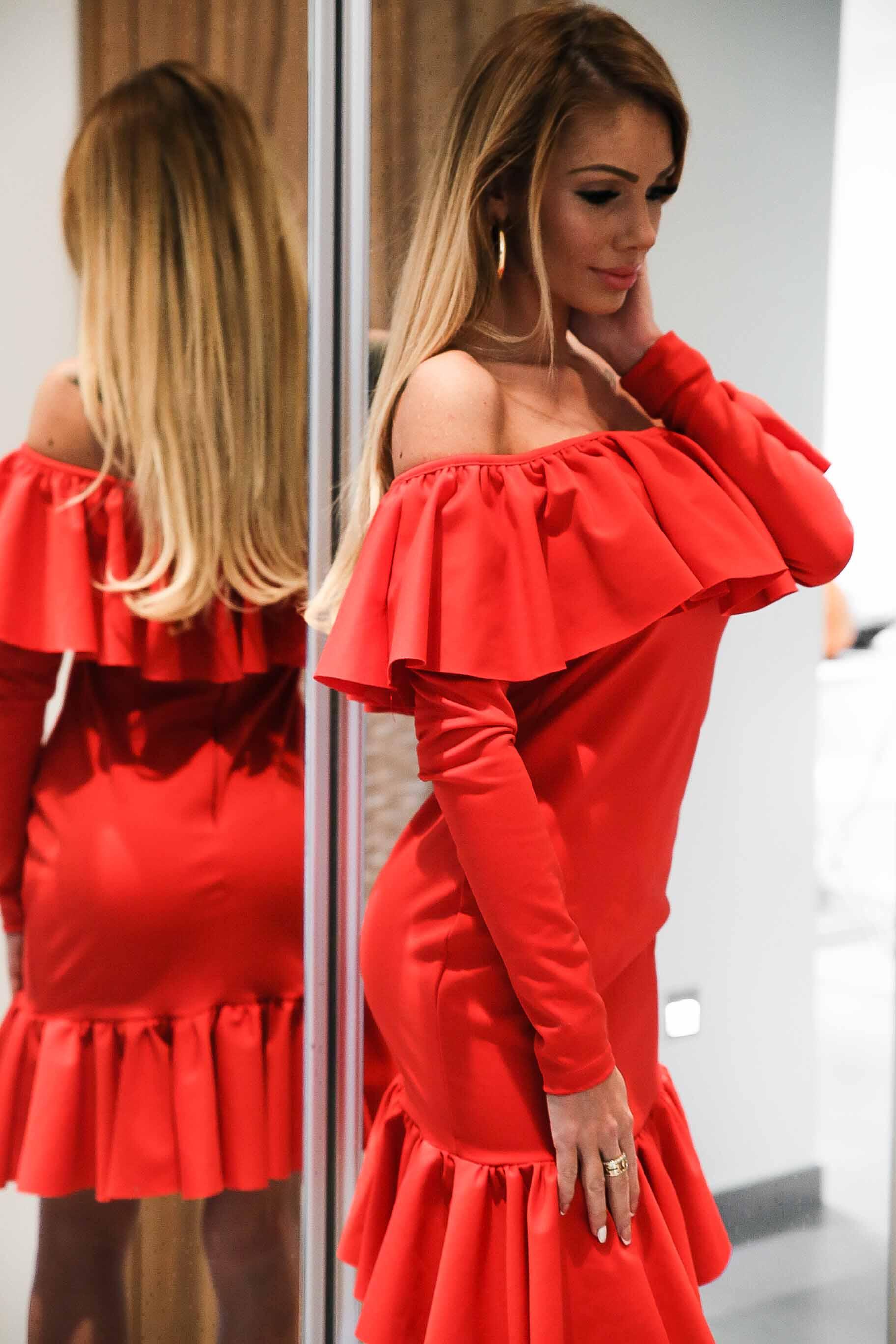 Diamond fodros ruha - Cool Fashion ecbe726a91