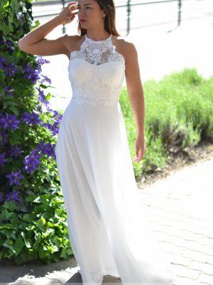 fehér muszlin maxi ruha debrecen