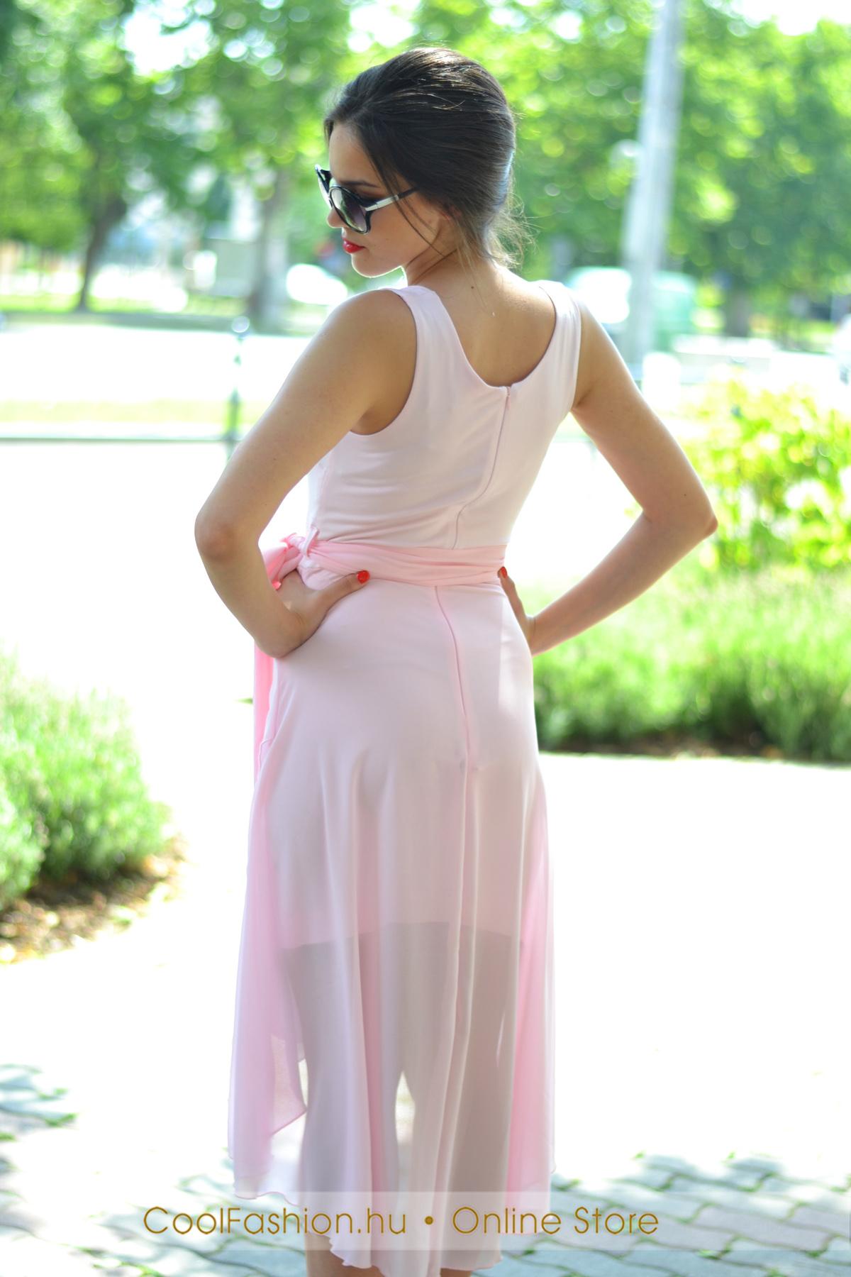 8d66c6ce32 muszlin elölrövidebb maxi ruha mysticday · elől rövidebb muszlin pamut ruha  debrecen