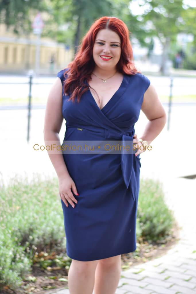 25a7b2ee90 Molett vászon betty ruha - Cool Fashion