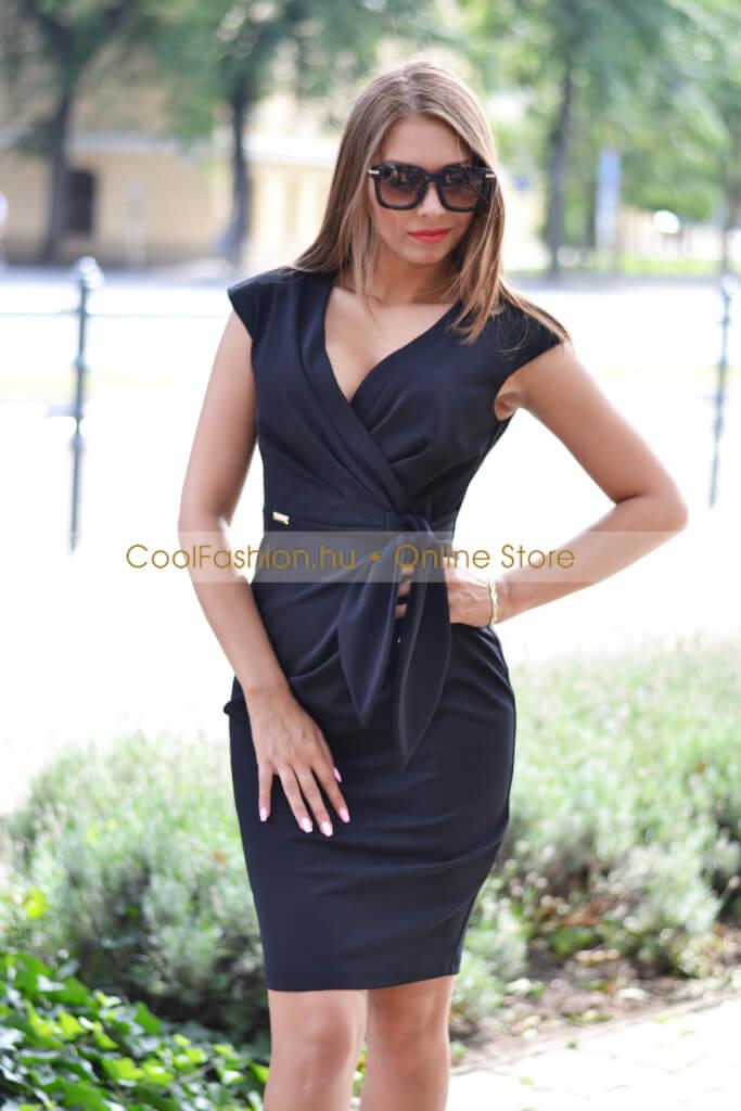 Betty fekete ruha Cool Fashion