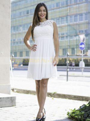 fehér csipkés muszlin ruha meryll
