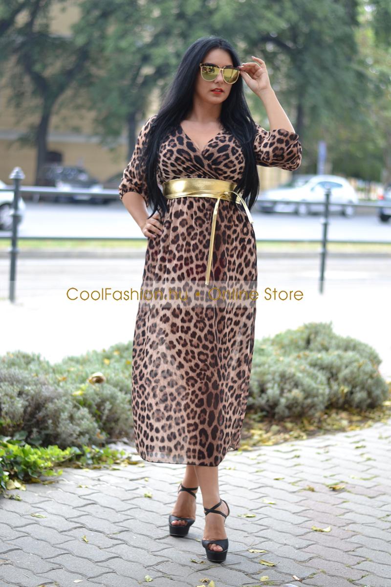 Fekete-zöld-kék csipkés flitteres tüllös maxi ruha - Cool Fashion 8ef3916350