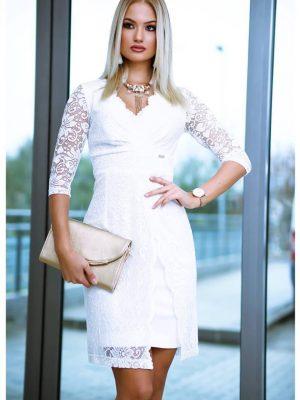 fehér csipkés ruha mystic day