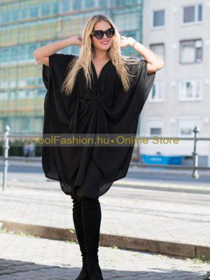muszlin huzott ruha