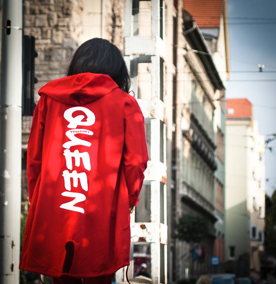 1b23a2aaba Queen kardigán - Cool Fashion