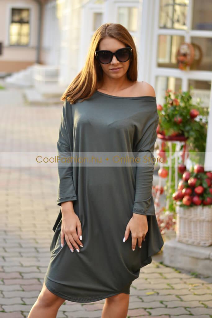 Csücsök tunika 3 4 ujjú - Cool Fashion e412c4d23d