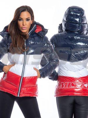 missq 3 színű téli kabát