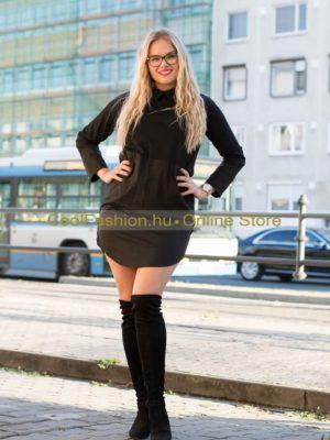 fekete galleros ing ruha