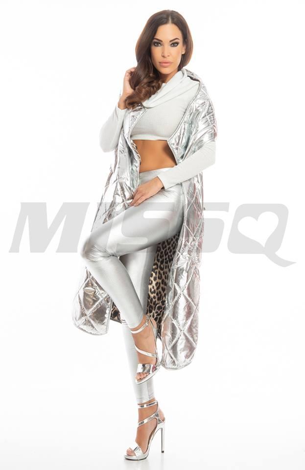 9c5a0fa015 Metál nyomott mintás leggings - Cool Fashion
