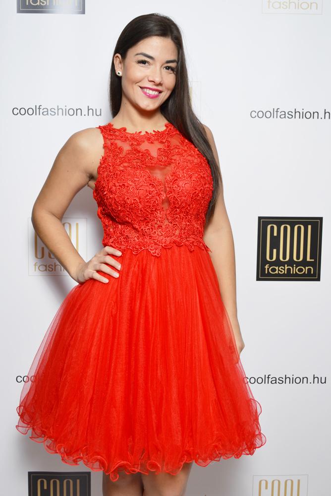 Görög csipkés mini tüll ruha - Cool Fashion 73dd3fdef3