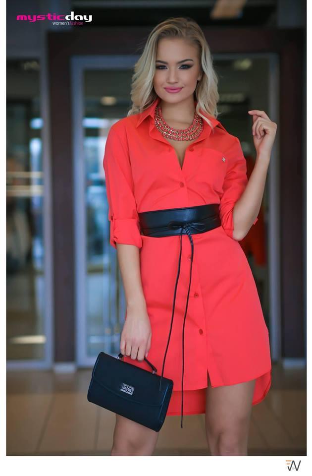 e47aa0dc8e Vászon hosszított ing/tunika - Cool Fashion