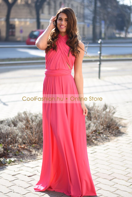 Variálhatós maxi ruha2 - Cool Fashion 4d1f4e2a9c