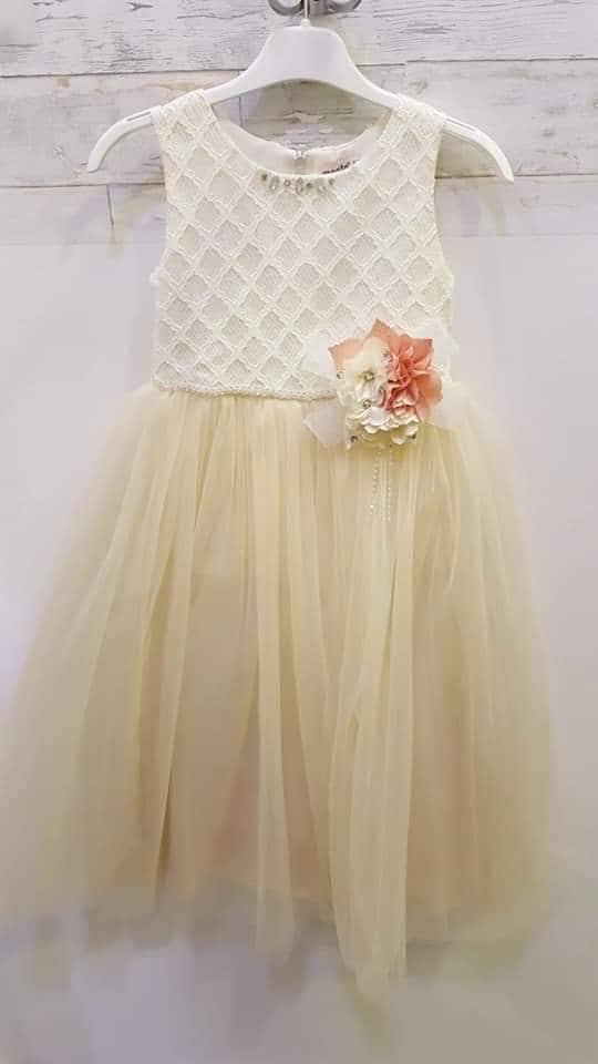 11f6fa16a1 Gyerek uszályos ruha fehér színű (másolat)