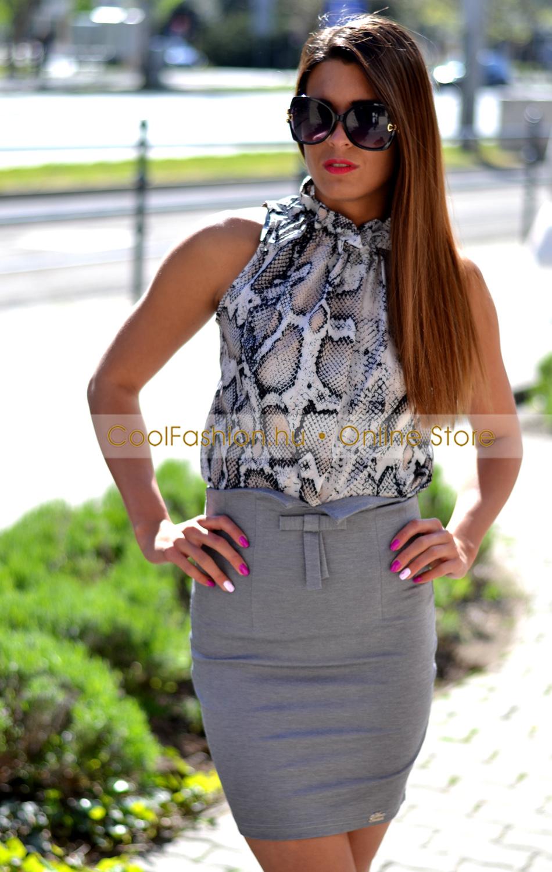 3d0b573f31 Anna masnis derekú szoknya - Cool Fashion
