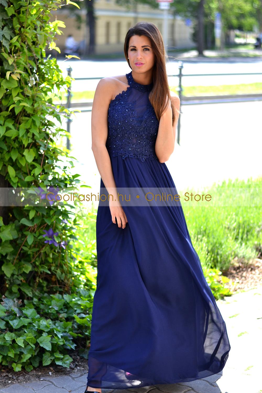 50c9daf828 Görög csipkés muszlin maxi ruha - Cool Fashion