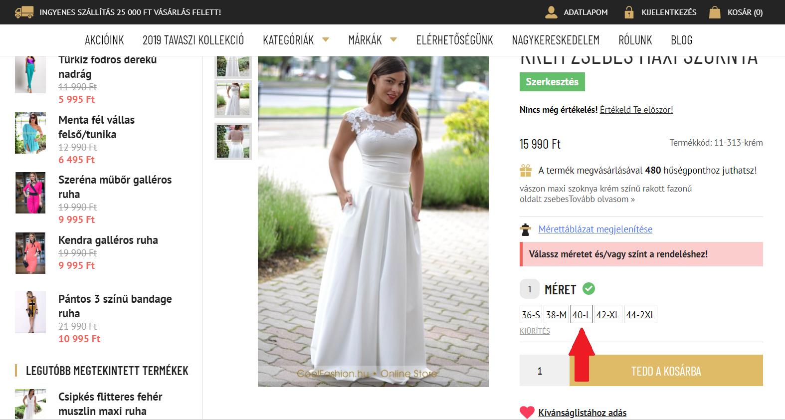 90495ad6ca Minden amit a vásárlásról tudni kell - Cool Fashion