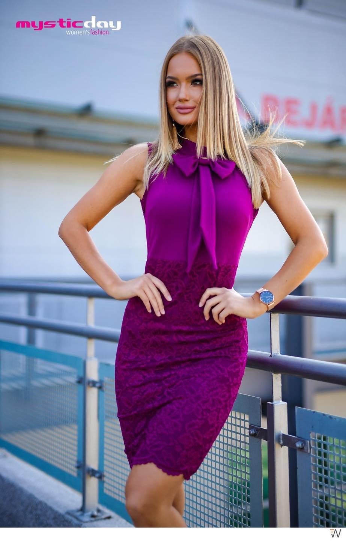 Köves necc muszlin maxi ruha - Cool Fashion